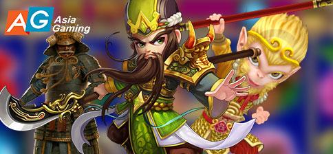 Asia Gaming slot